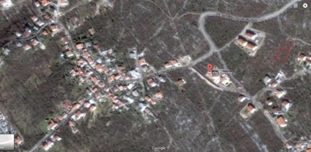 Jadranovo-lokacija